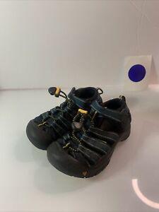 Toddler Boys/Girls size 11 KEEN NEWPORT waterproof sandals Blue