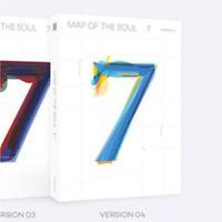 BTS MAP OF THE SOUL : 7 Album Ver 4 CD+Photobook+Card+Etc+Tracking #