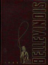 New ListingBelleville High School, Belleville, Illinois Yearbook - Bellevinois - 1946