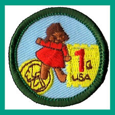 COLLECTING HOBBIES Junior Jade Girl Scout Badge NEW Multiples Doll Stamps Coins