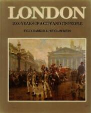 London(Book)Felix Barker & Peter Jackson-VG