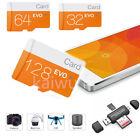128GB 32GB 64GB micro SD TF Flash Memory Card Class10 For Camera Mobile Phone X1