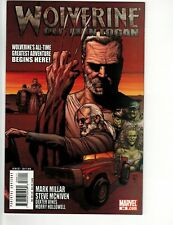 New listing Wolverine #66 (Nm) 1st appearance Old Man Logan