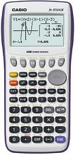 Casio FX-9750GII Graphing Calculator - White (Come with little Gift)