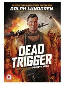DEAD TRIGGER DVD [UK] NEW DVD