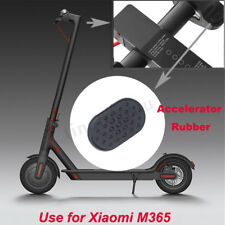 Xiaomi Scooter Accelerator Rubber Black Cover Replacement Part for Mijia M365