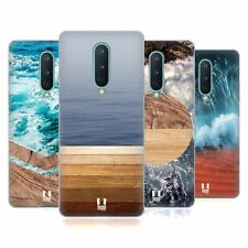 HEAD CASE DESIGNS SEA AND WOOD PRINTS SOFT GEL CASE FOR AMAZON ASUS ONEPLUS