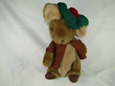 "Vintage Beatrix Potter Peter Rabbit Benjamin Bunny Plush toy Eden 10"" 1993"