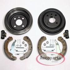 Opel Astra F - Bremstrommel Bremsen Satz Radzylinder für hinten die Hinterachse