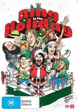 E1 BRAND NEW SEALED WWE - Ring In The Holiday (DVD, 2015)