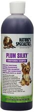 Nature's Specialties Plum Silky Pet Shampoo, 16oz.