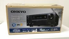 Onkyo TX-NR555 7.2-Ch. Home Theater Receiver 4K Ultra HD WiFi Bluetooth