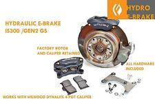 IS300 GS300 GS430 SC430  drift brake hydro hydraulic rear caliper kit complete