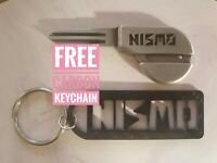 Nismo Style Blank Keys - Micra / Laurel / Cefiro / Fairlady / Pulsar / Stagea