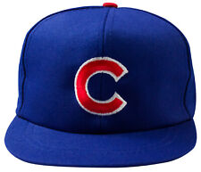 AMERICAN NEEDLE Vintage Snapback Cap MLB Chicago Cubs 90s NOS NEU kids Cap