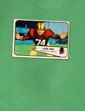 1954 Bowman Football Set LAURIE NIEMI Card # 63