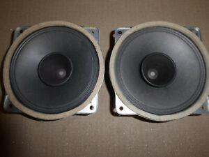RFT fullrange speaker full range 20 cm Elektroakustik Leipzig L2158PB 4VA 6 Ohm