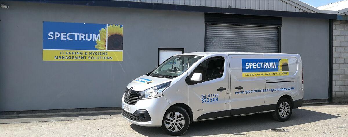 Spectrum Cleaning Solutions Ltd.