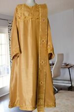 Orthodox deacon subdeacon vestments set in dark gold