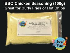 BBQ Chicken Seasoning for Popcorn Machines or Hot Chips (100g)