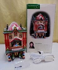 New North Pole Maries Doll Museum 56408 Heritage Collection Villiage Dept 56