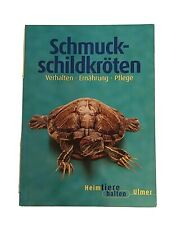 Schmuckschildkröten Buch über Verhalten, Ernährung und Pflege