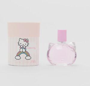 Zara Hello Kitty Eau De Toilette Kids 50ml New