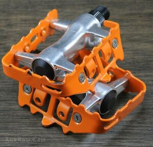 """Fixie Track Bicycle 9/16"""" Quill PEDALS 2nds Road Bike BMX MTB Fixed Gear Cruiser"""