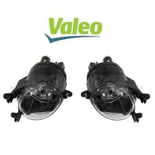NEW Audi A4 Quattro Pair Set of Left and Right Front Fog Lights Valeo OEM