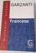 DIZIONARIO FRANCESE HAZON I PICCOLI GARZANTI  9788848006699