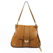 Chloe Medium Lexa Leather Shoulder Bag