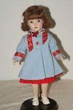 """Vintage 14"""" Marked 14 Roberta (?) Hard Plastic Doll"""