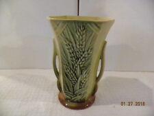 Vintage McCoy Wheat Vase