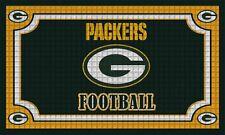 """Green Bay Packers 18"""" x 30"""" Embossed Door Mat"""