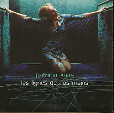 PATRICIA KAAS CD SINGLE AUSTRIA LES LIGNES... (4)
