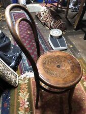 vintage chair Pre 1940s Oak great conversation item