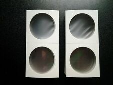 New 2x2 Large Dollar Morgan Peace Size Cardboard Coin Holders Flips Qty of 50