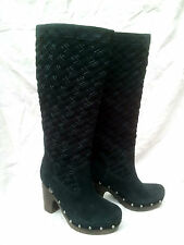 Authentic BNIB UGG Australia Arroyo Tall Weave Boots (Actual UK Size 3.5; EU 37)