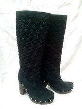 Authentic BNIB UGG Australia Arroyo Tall Weave Boots (Actual UK Size 3.5; EU 37)