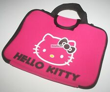 "Hello Kitty 10"" Sleeve Bag For Laptop Netbook Notebook"