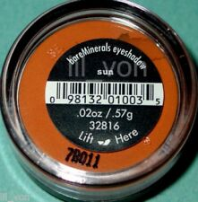 Bare Escentuals SUN EYESHADOW Tangerine Silk Shade~FACTORY SEALED~FREE SHIPPING!