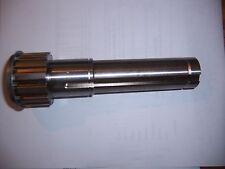 "NEW Spline Gear Spindle Pulley Hub for 1 1/2 HP Vari Speed Bridgeport MIll ""NEW"""