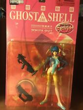 "Ghost in the Shell Action Figure 7"" Tall NIB"