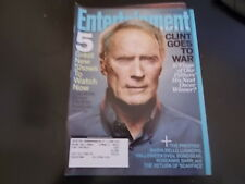 Clint Eastwood - Entertainment Weekly Magazine 2006