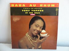 TONY TOPPER Baba au rhum MA126