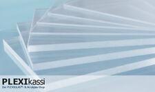 Plexiglas/Acrylglas XT klar, farblos 2,3,4,5,6,8,10 mm Wunschmaß X