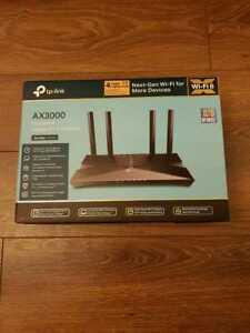 TP-LINK Archer AX3000 AX50 Dual-Band Wi-Fi 6 Router NEW