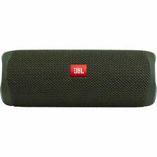 JBL Flip5 Waterproof Portable Bluetooth Speaker - Green