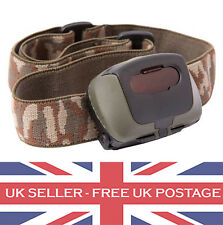 Military LED Head Lamp Head Torch RED FILTER Army Cadets Camping Festivals