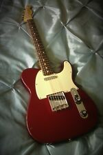 Fender Classic Series 60s Telecaster: Candy Apple Red, Beautiful Player inc. Bag